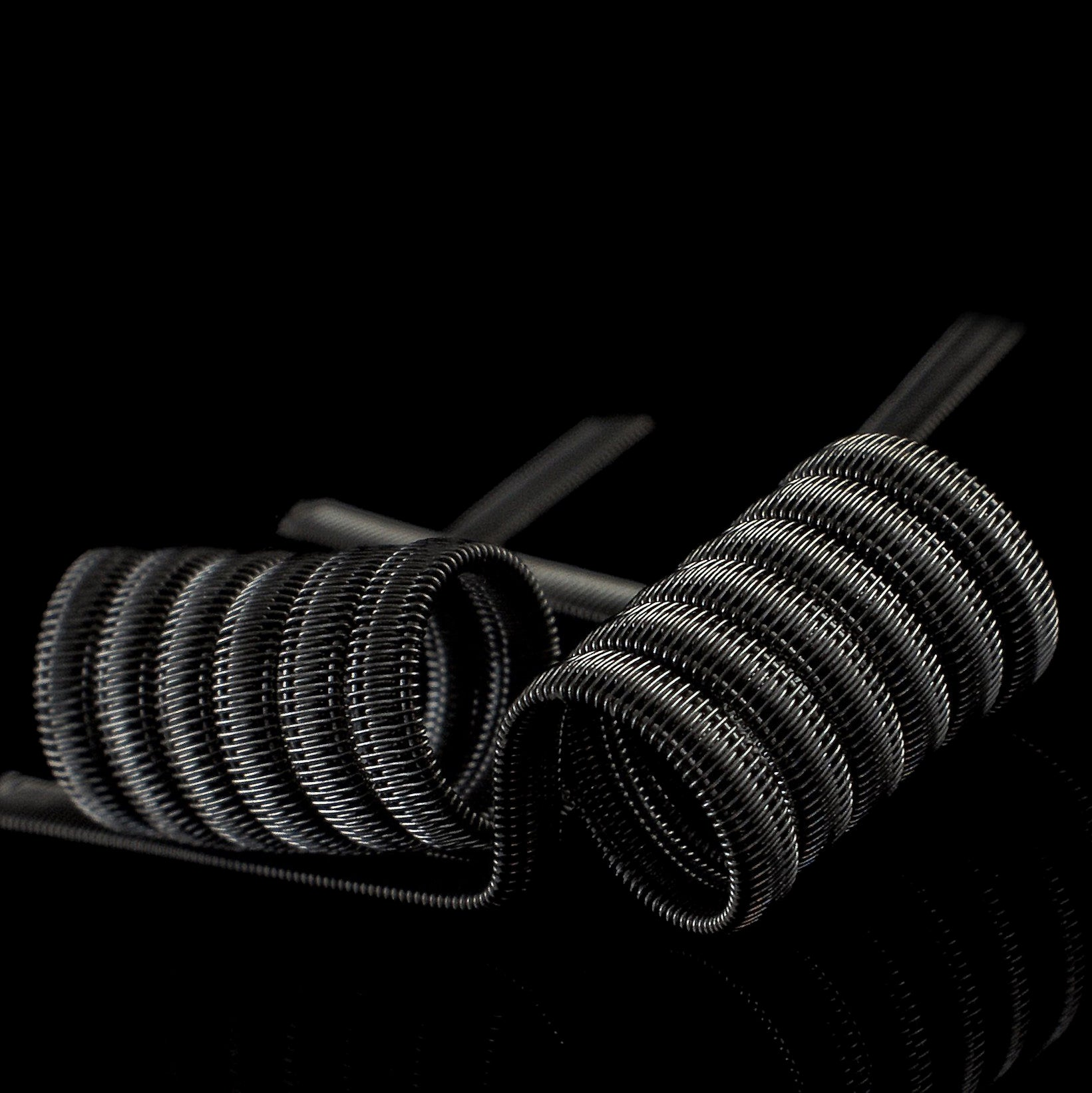 Staple staggered fused clapton (Staplestaggerton) (SS options available) - OHMLAND COILS