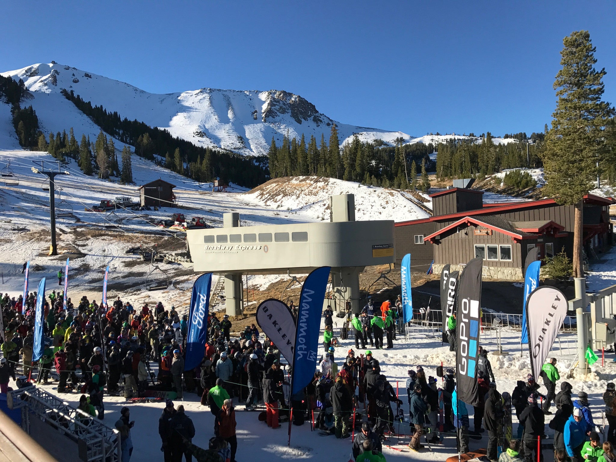 Havuk Stories - Mammoth is Officially Open!