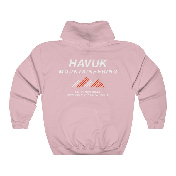 HAVUK™ MOUNTAINEERING CREW Unisex Heavy Blend Hooded Sweatshirt -COLORS