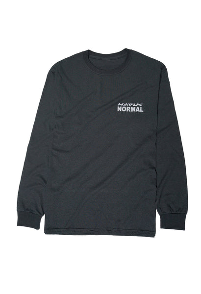Havuk™ NORMAL™ 3M Logo LS Shirt