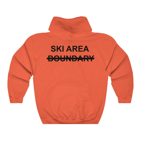 HAVUK™ SKI AREA Unisex Heavy Blend Hooded Sweatshirt -COLORS