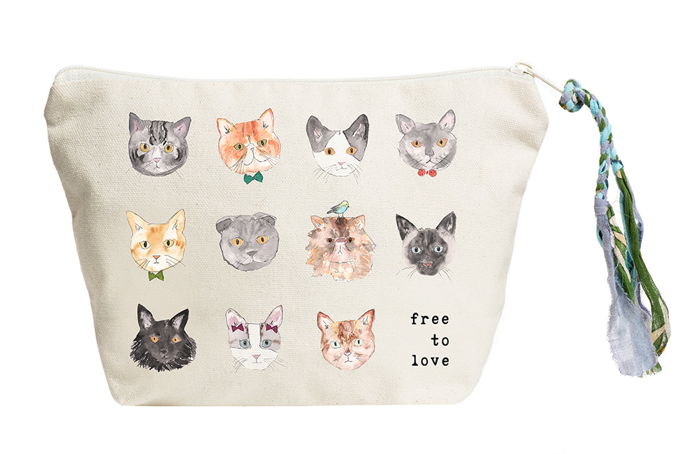 Cat Lover | Pouch