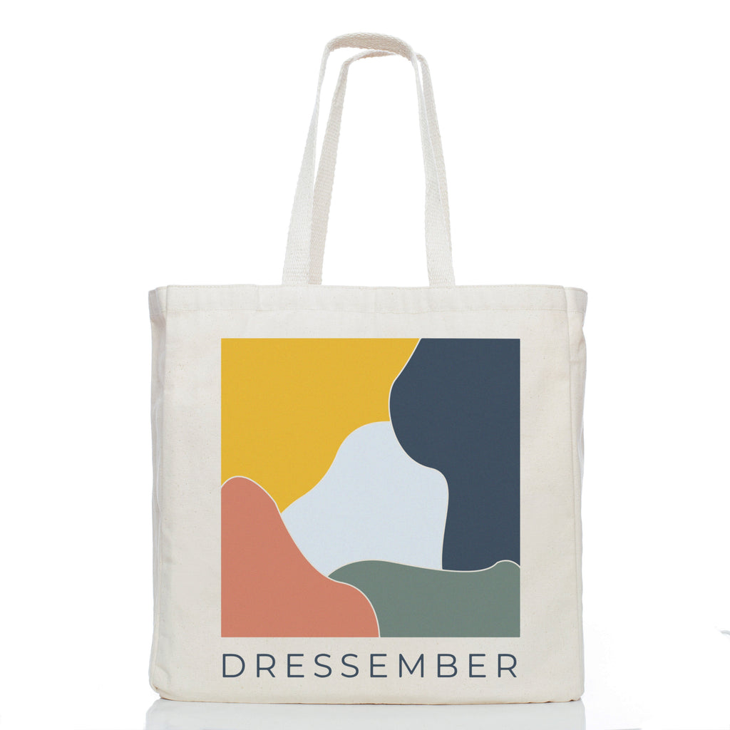 Dressember Tote