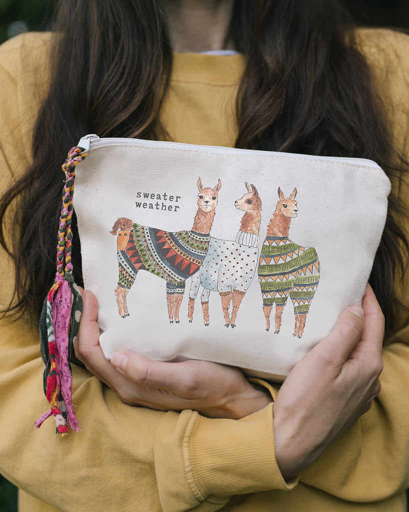 Sweater Weather | Pouch