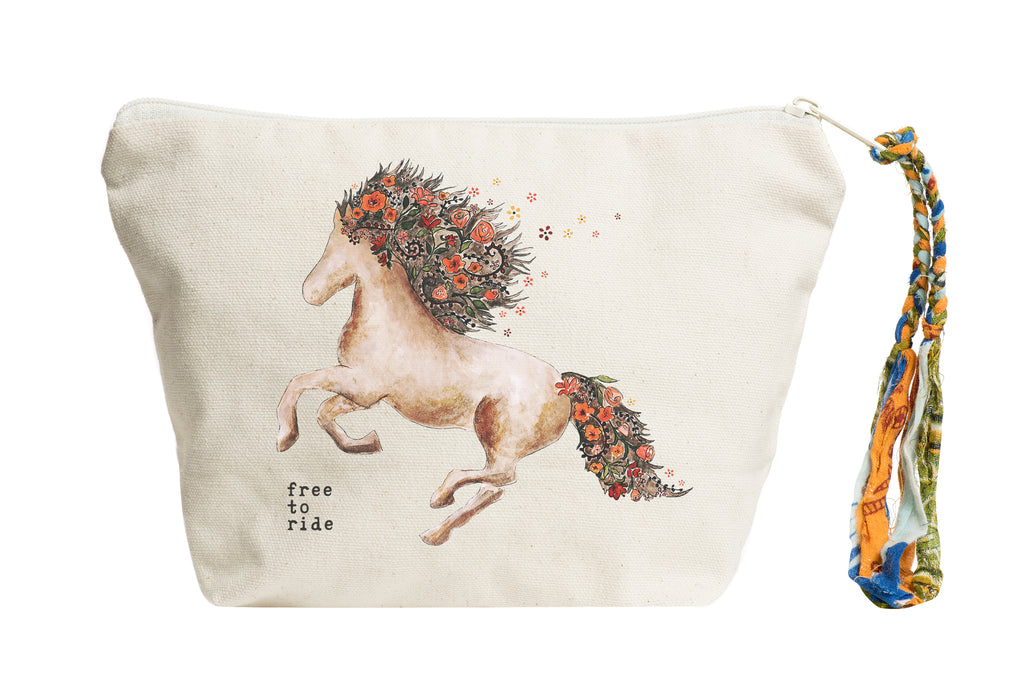 Free to Ride (Horse Edition) | Pouch