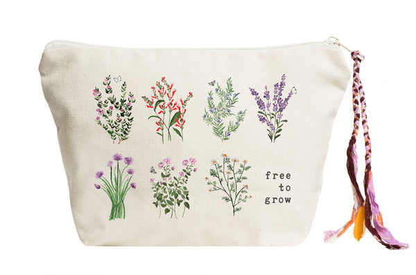 Free to Grow (Herb Edition) | Pouch