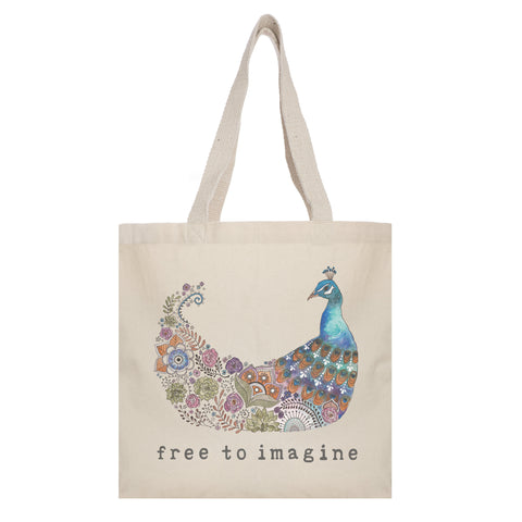 Free to Imagine | Tote