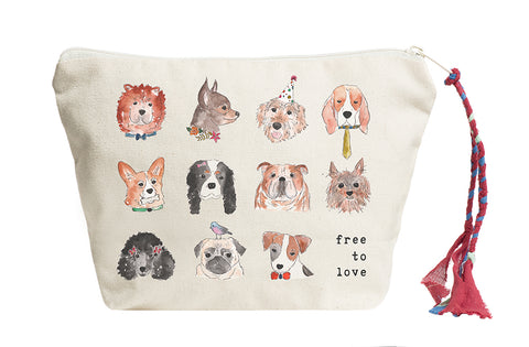 Dog Lover | Pouch