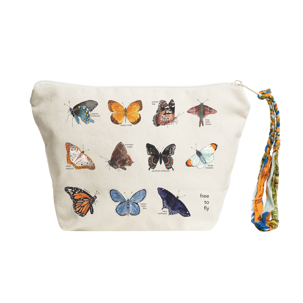 Free to Fly | Pouch