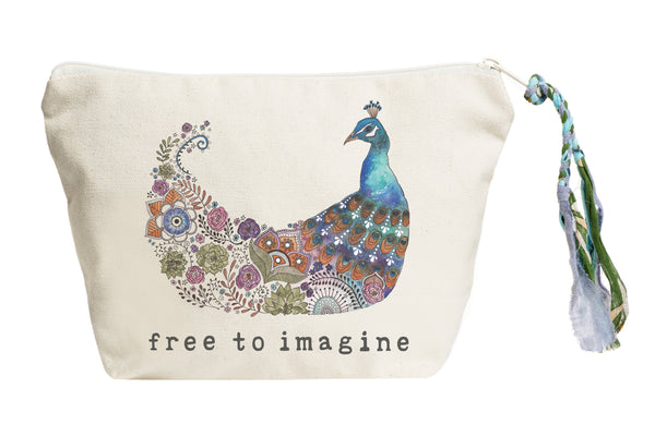 Free to Imagine | Pouch