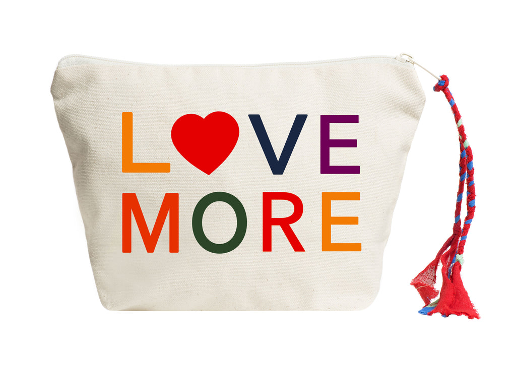 Love More | Pouch