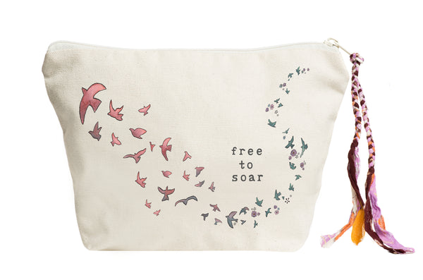 Free to Soar | Pouch