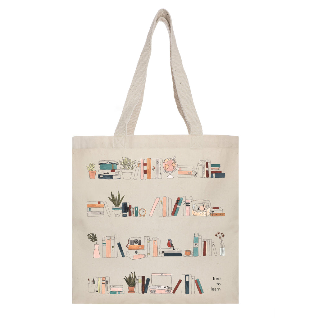 Free to Learn | Tote