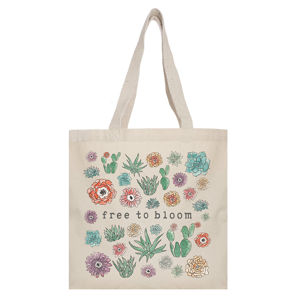 Free to Bloom | Tote