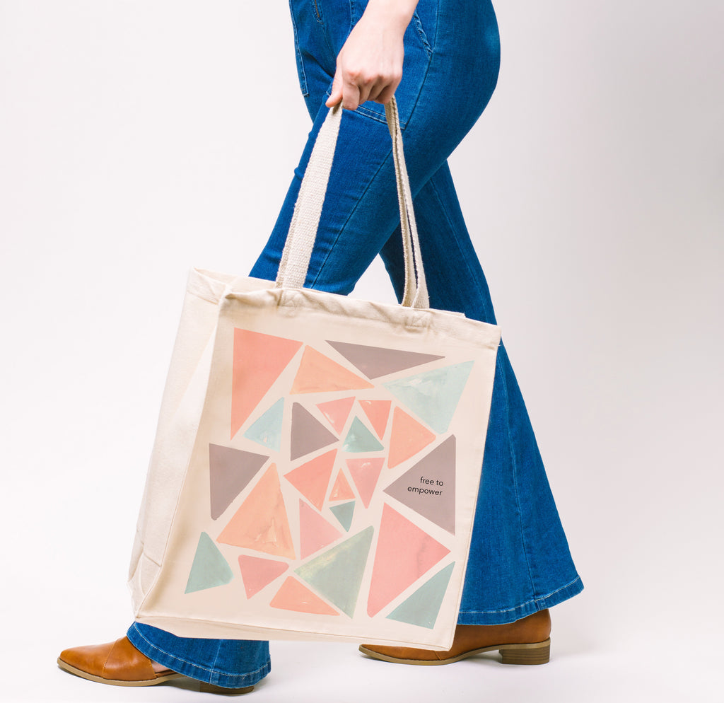 Free to Empower | Tote