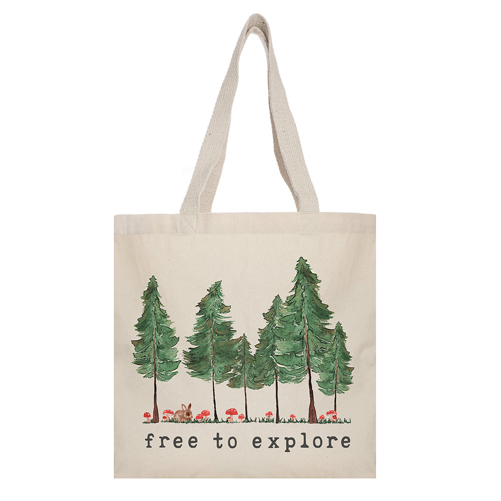Free to Explore | Tote