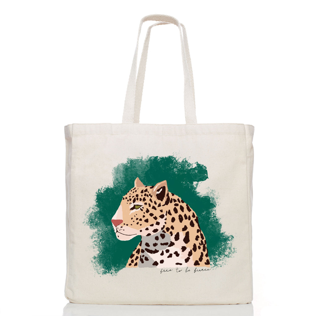 Free to Be Fierce | Tote