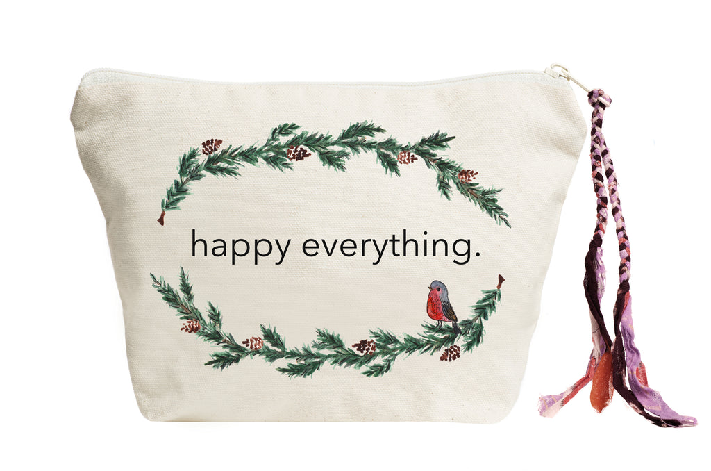 Happy Everything | Pouch