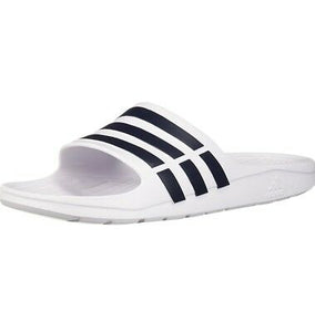 d9a95aaad Adidas Duramo Men s Slide White
