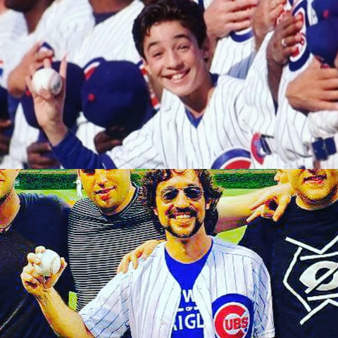 Thomas Ian Nicholas, who played Henry Rowengartner in Rookie of the Year.