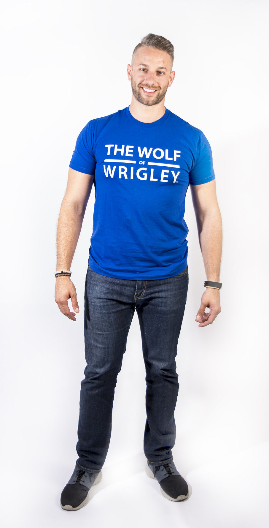 The Wolf of Wrigley Men's T-Shirt
