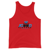 JGood Fitness Unisex  Tank Top