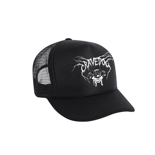 Cravedog Trucker Hats