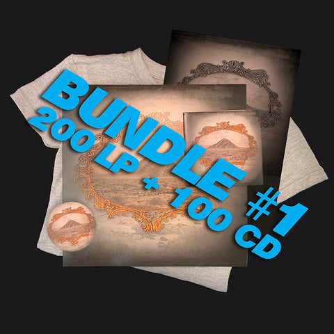 Bundle #1 - 200 LP/100 CD + More!