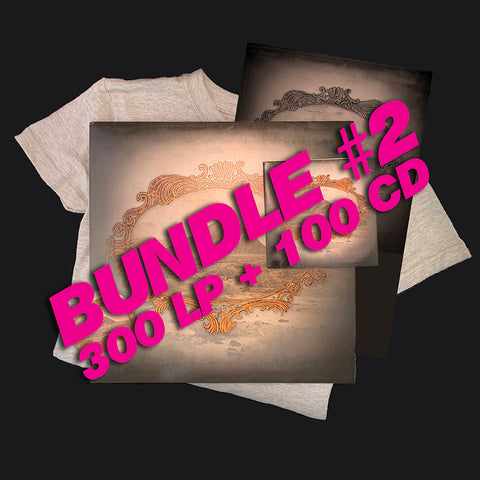 Bundle #2 - 300 LP/100 CD + More!