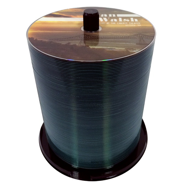 DVD Bulk DVD-10 Capacity: 9.4GB