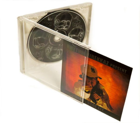 CD Jewel Case 2 Panel