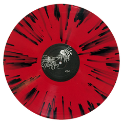 Splatter Vinyl Package