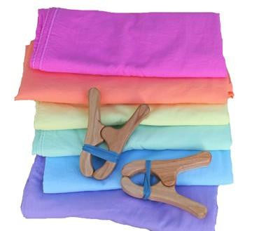 cotton play cloths