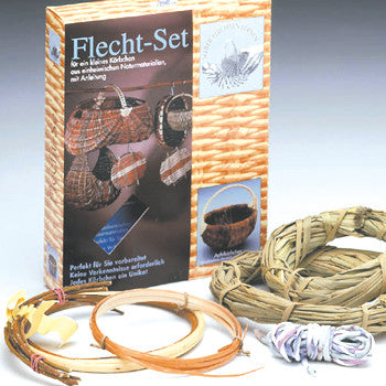 basket weaving set - flecht set