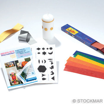 creative candle-making kit