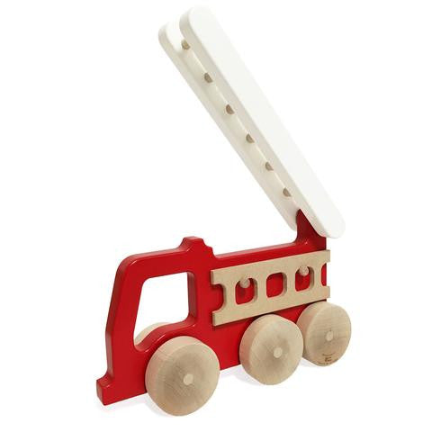 fire truck push toy