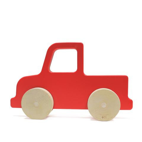 pickup truck push toy