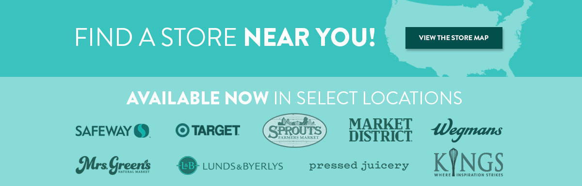 Nourish Snacks Store Locator