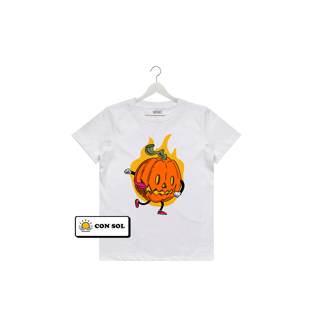 Hot Pumpkin (Kids)