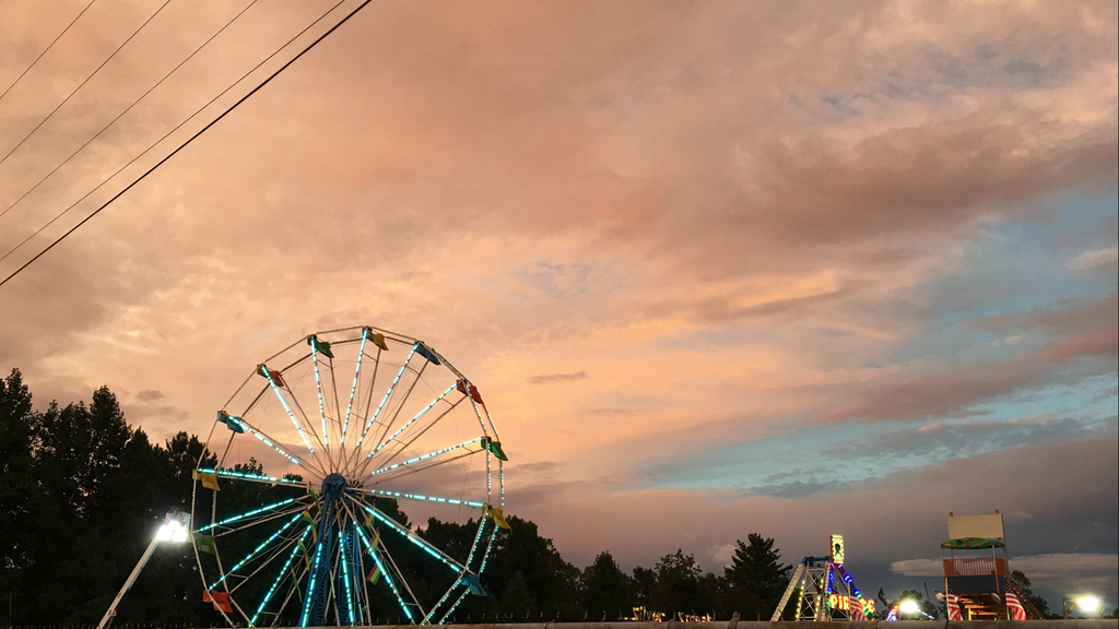 It's Chattahoochee Mountain Fair Time!