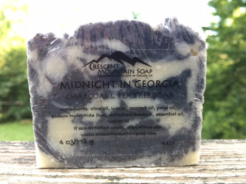Midnight in Georgia Soap