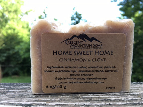 Home Sweet Home Soap