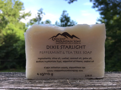 Dixie Starlight Soap