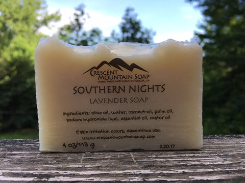 Southern Nights Soap