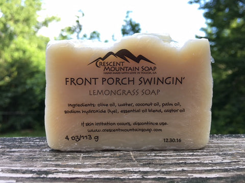 Front Porch Swingin' Soap