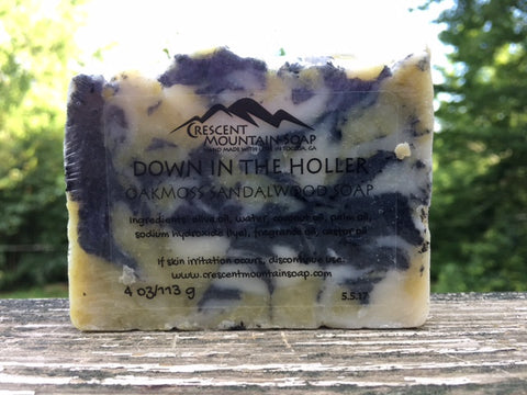 Down in the Holler Soap