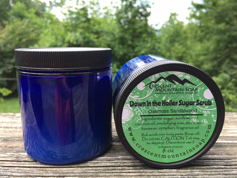 Down in the Holler Sugar Scrub