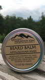 Appalachian Man Beard Balm and Beard Oil