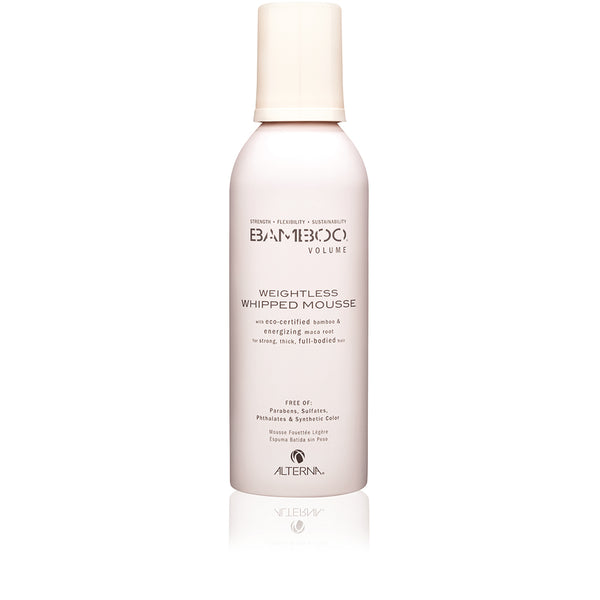 Bamboo Volume Whipped Mousse - alternahaircare