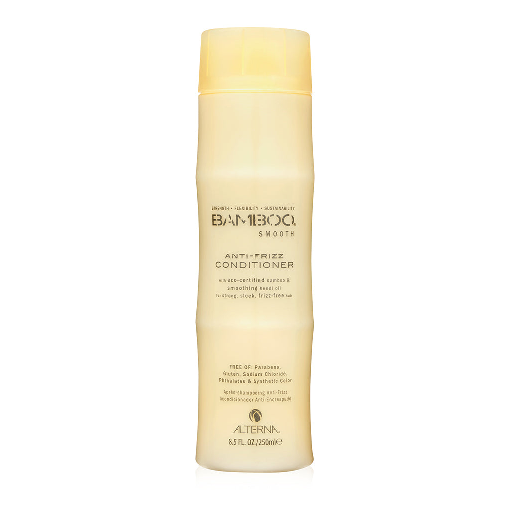 Bamboo smooth anti-frizz conditioner - alternahaircare